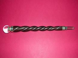 Rose Wood Wand