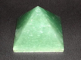 Related Green Aventurine Pyramid 40m