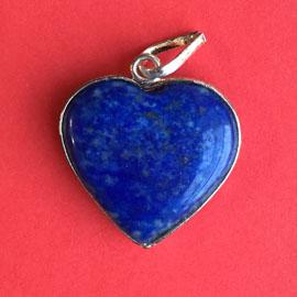 Related Lapis Lazuli Heart Pendant