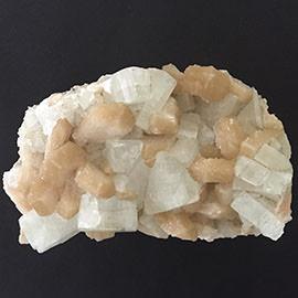 Stilbite with Apophyllite - Prana Collections