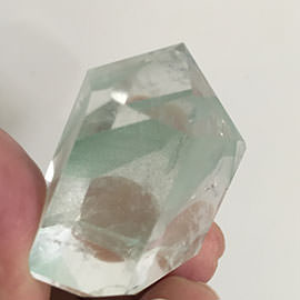 Green Phantom Quartz - Prana Crystals