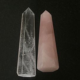 Shiv Shakti Wand - Crystal