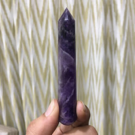 Related 99 mm Amethyst Crystal Wand
