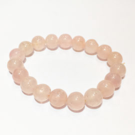 Related Rose Quartz Crystal Bracelet