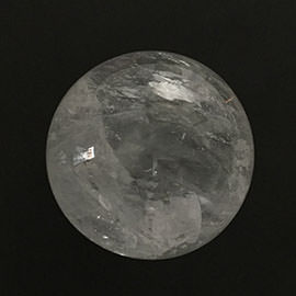 10 cm Quartz Crystal ball