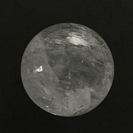 10 cm Quartz Crystal ball