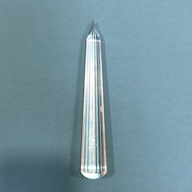 Related Quartz crystal laser wand