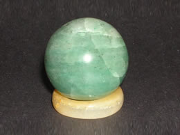 25 mm Green Aventurine Ball