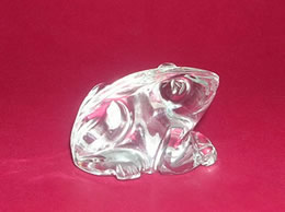 Related 25 Gms Crystal Frog