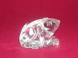 25 Gms Crystal Frog