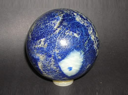 Related 85 mm Big Lapis lazuli sphere