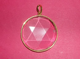 Related GMCKS  Healing Pendant in Gold