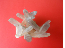 Related Calcite Cluster Specimen