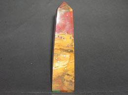 Related 125 mm Bloodstone with Jasper Oblisk