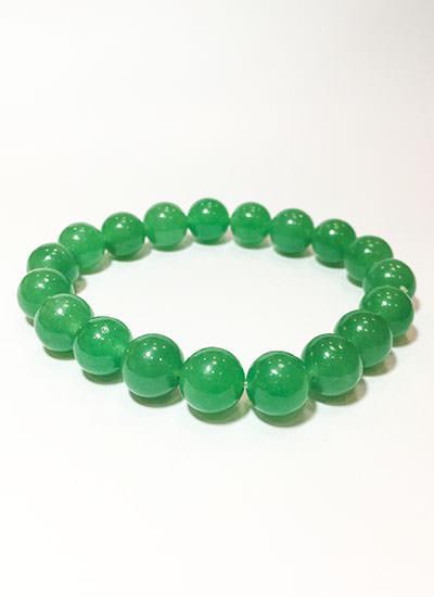 how to make a crystal bead bracelet