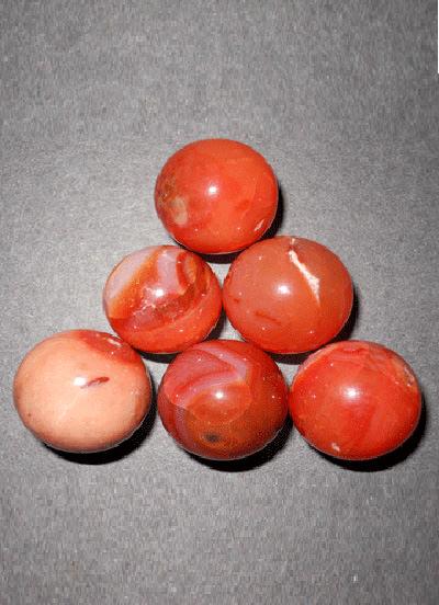 Carnelian Balls Image