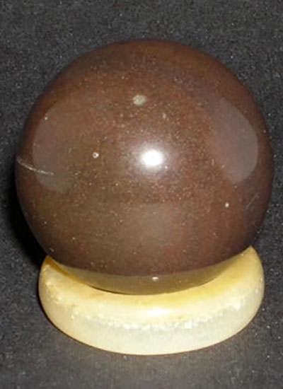 25 mm Fancy Agate Ball Image