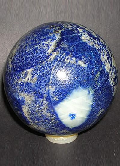 85 mm Big Lapis lazuli sphere Image