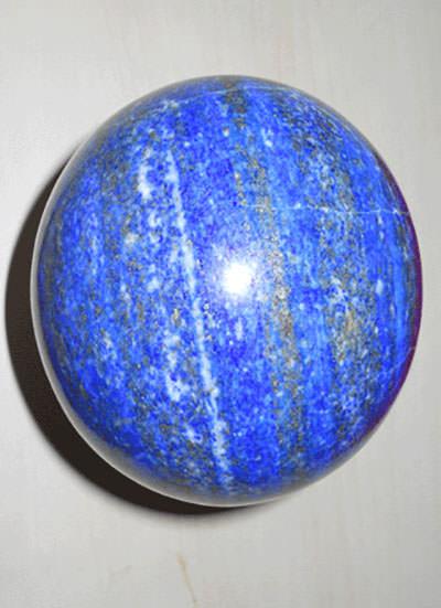 Lapis lazuli Ball Image