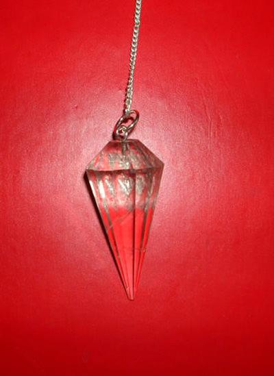 Crystal Pendulum Image