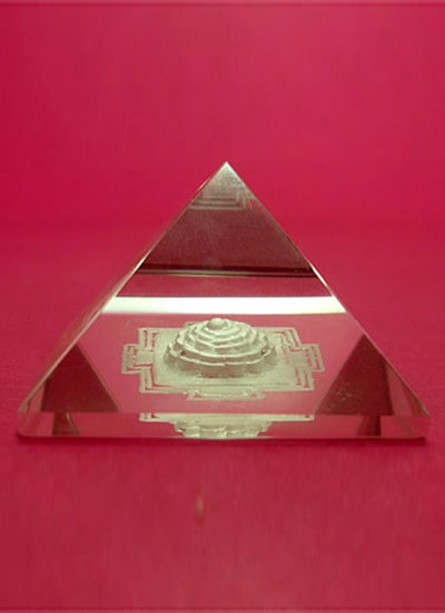 Shree Yantra Pyramid Image