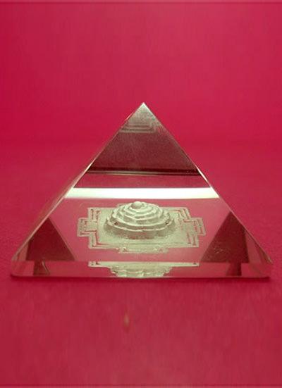 Shree Yantra Pyramid Image