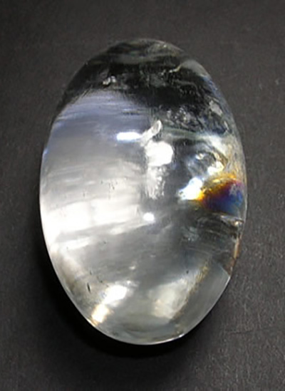 40 Gms Crystal Shiv Lingam Image