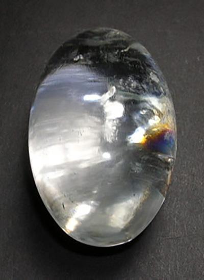 25 gms Crystal Shiva Lingam Image
