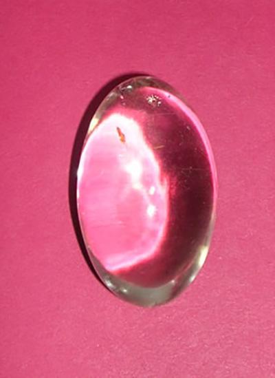 50 Gms Crystal Shiva Lingam Image