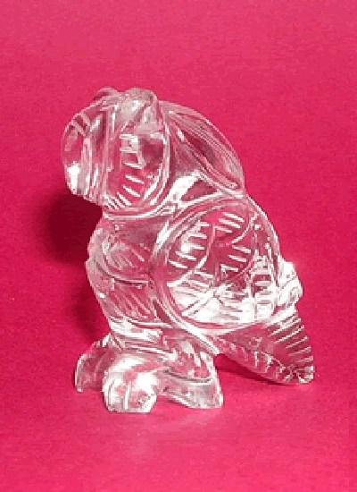 Quartz Crystal parrot  Image