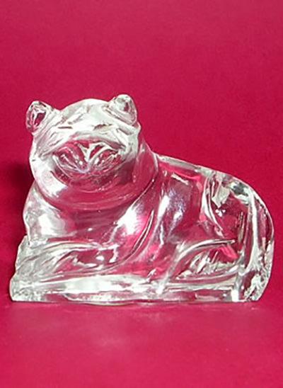 Crystal Lion Image