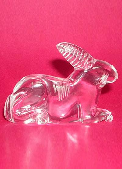 Crystal Rabbit Large Image