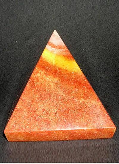 60 mm Reddish Brown Agate Image