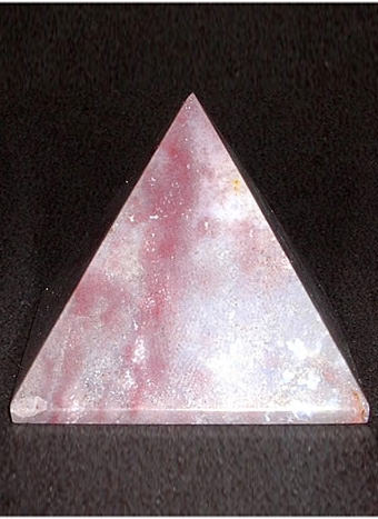 31 mm Fancy Agate Pyramid Image