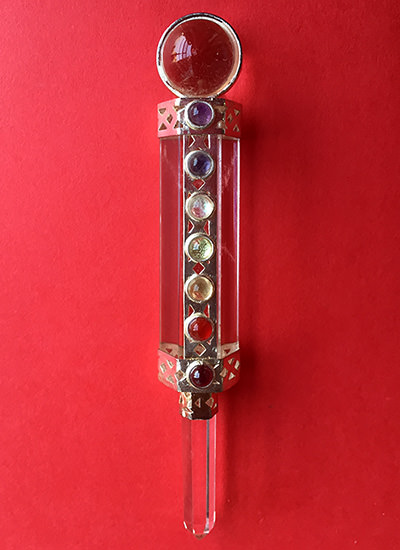 Mini Chakra wand Image