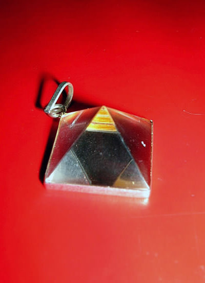 Pyramid Pendant Image
