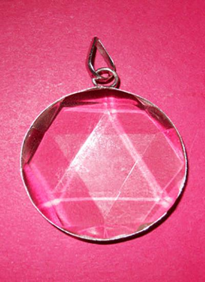 GMCKS  Healing Pendant in Silver Image