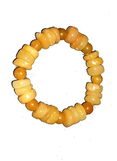Beautiful Golden Agate Bracelet Image