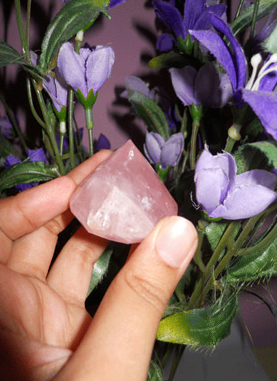 Rose Quartz Diamond Extractor Image
