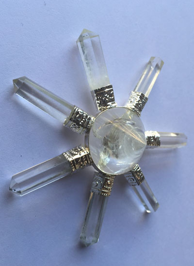 7 Point Reiki Generator Image