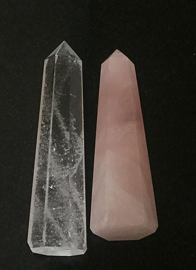 Shiv Shakti Wand - Crystal Image