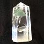 Large Quartz Crystal Phantom Image
