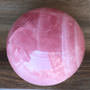55 mm Rose Quartz Crystal Ball Image
