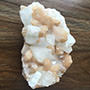 Stilbite with Apophyllite - Prana Collections Image