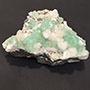 Green Apophyllite Image