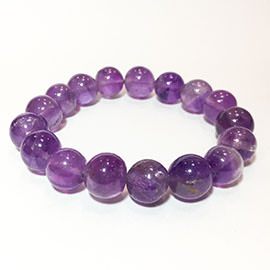Amethyst Crystal Bracelet Image