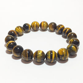 Tiger Eye Beads Bracelet Image