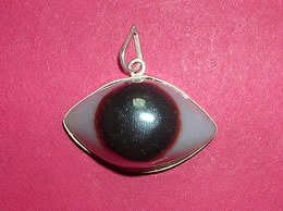 Related Agate Eye Pendant