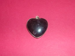 Related Amethyst Heart Pendant