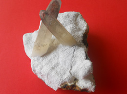 Related Soul Mate Calcite Specimen